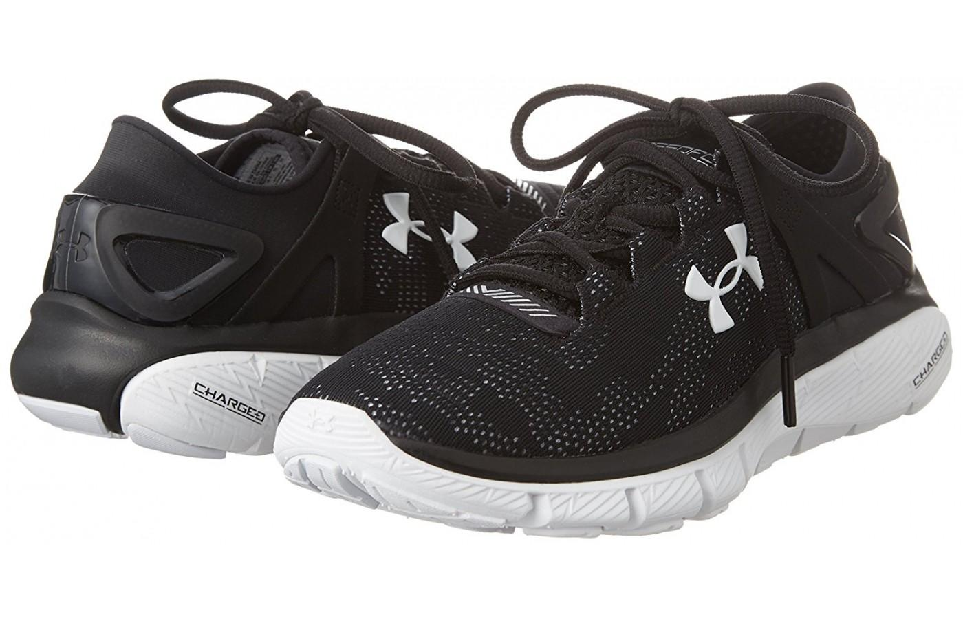 a pair of the Under Armour SpeedForm Fortis Vent