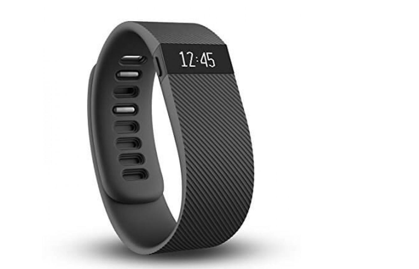 The Fitbit Charge is a comprehensive activity tracker