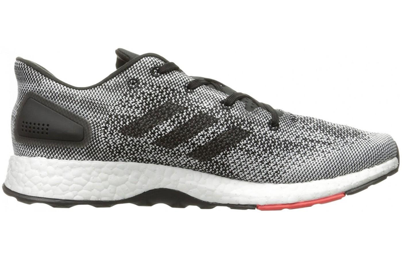 0e6ebd59a Adidas Pureboost DPR. Neutral coloring make this a classically good looking running  shoe.
