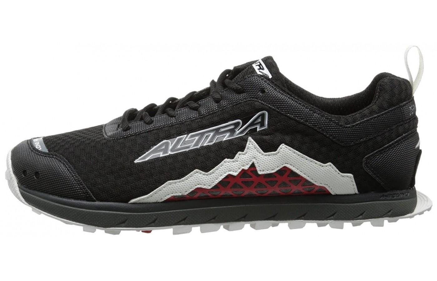 Altra Lone Peak 1.5 features wide toe box