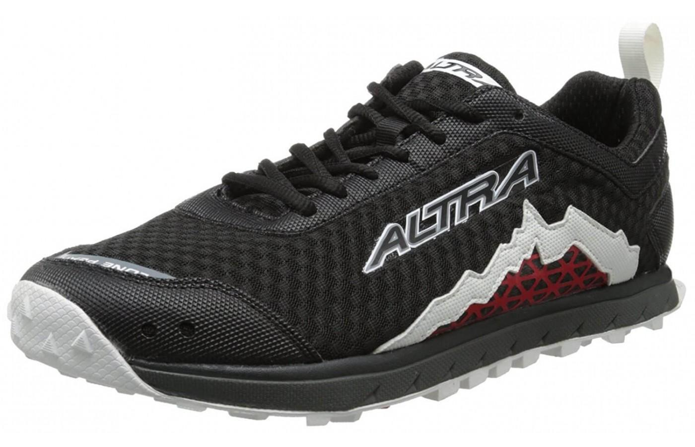 Altra Lone Peak 1.5 features a unique aesthetic