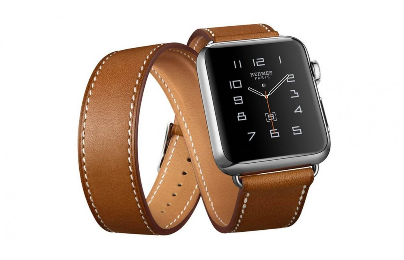 Apple Watch Hermes has a distinct look