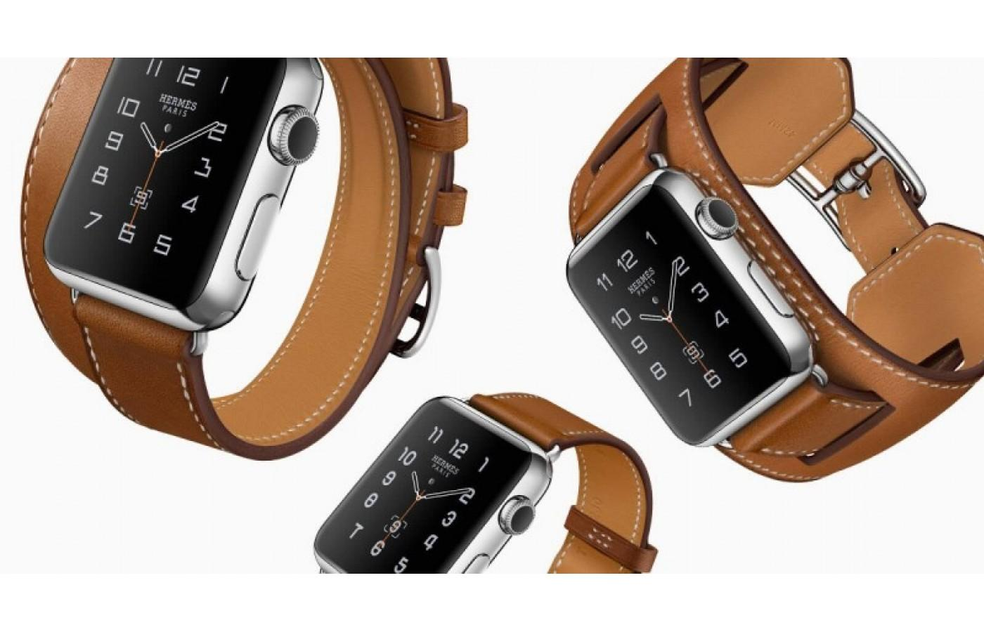 Apple Watch Hermes is an explosion of style
