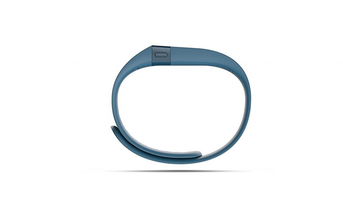 The slim design of the Fitbit Charge