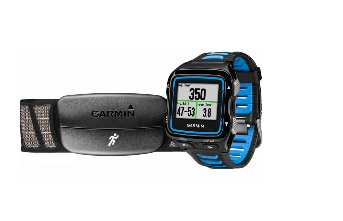 Garmin Forerunner 920 XT has a sleek look