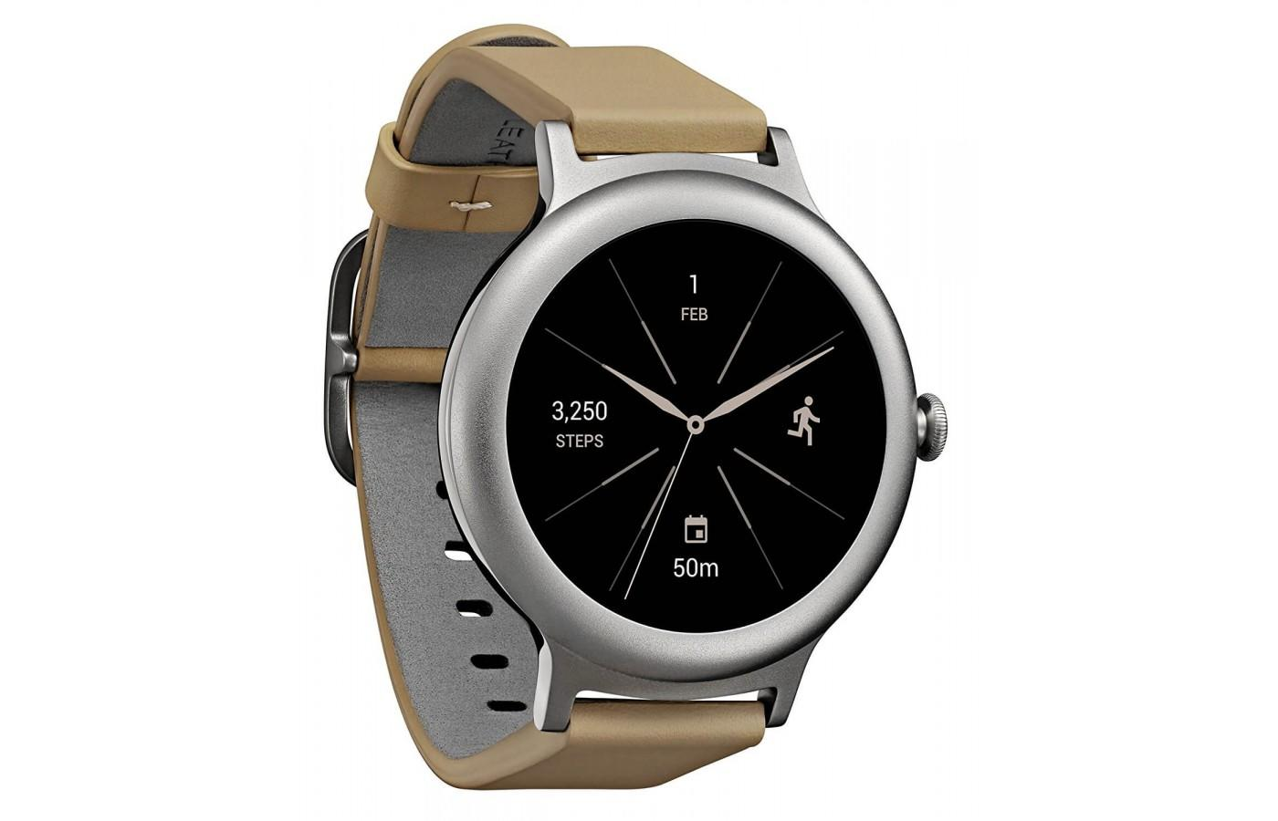 the LG Watch Style is WiFi and Bluetooth enabled