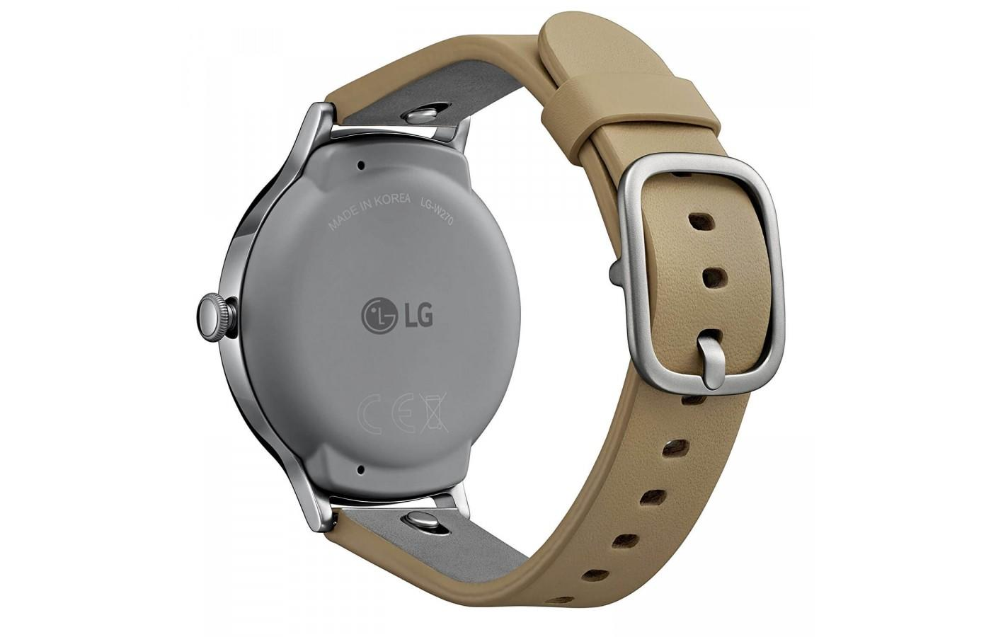 the LG Watch Style is comfortable to wear