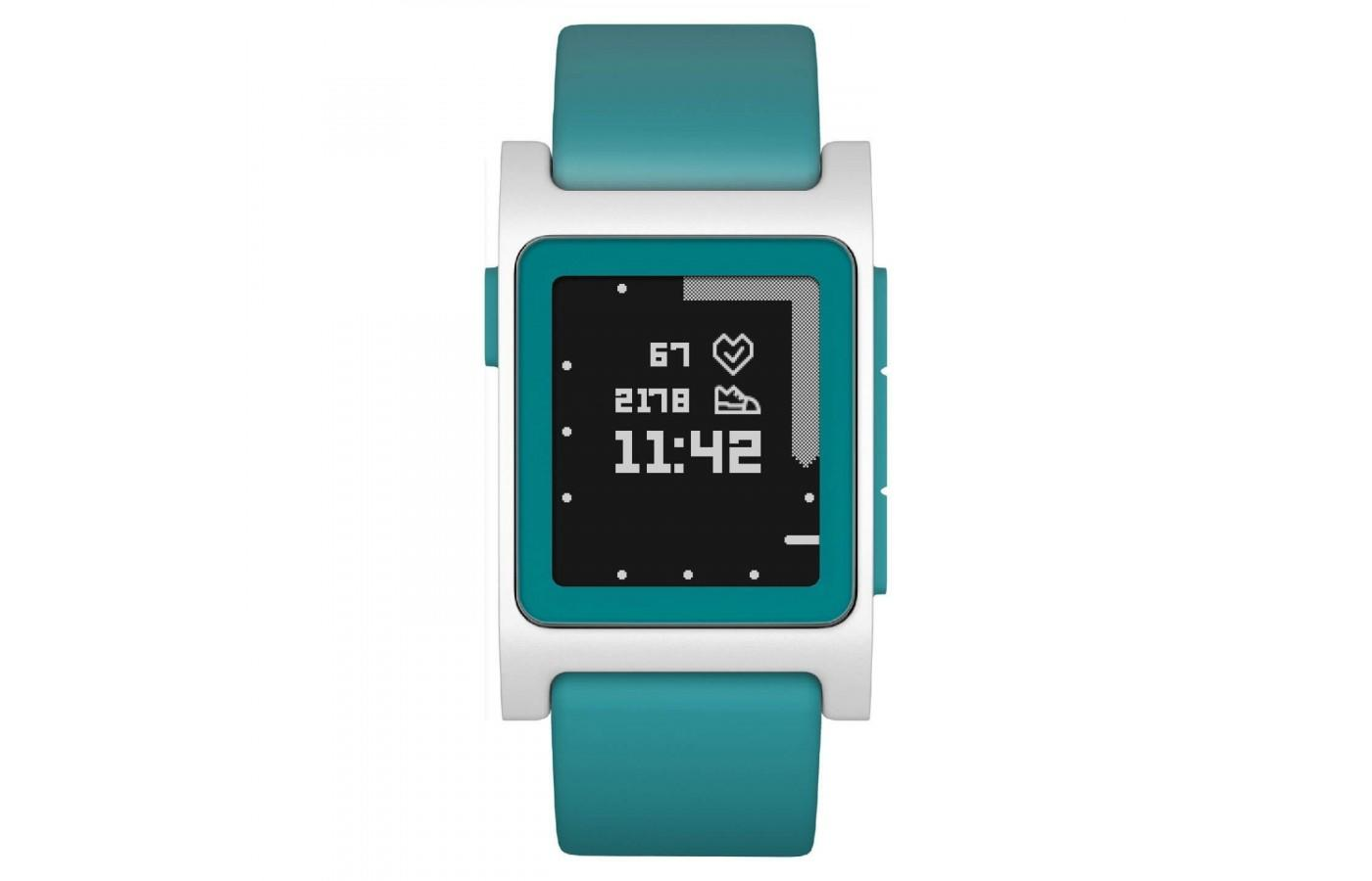 This is a larger size smart watch, which does have its benefits