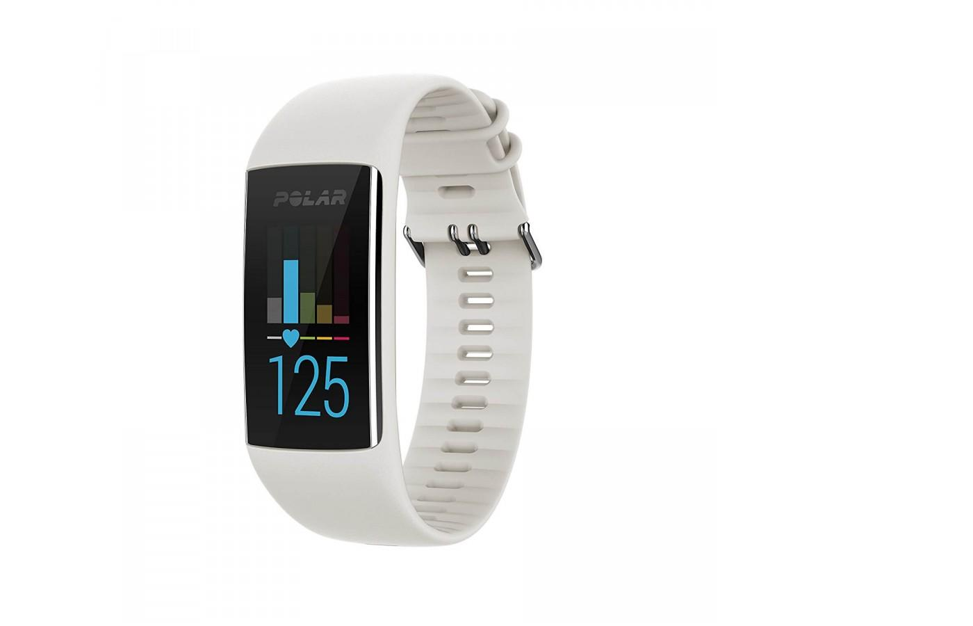 Polar A370 acts as a 24/7 fitness tracker