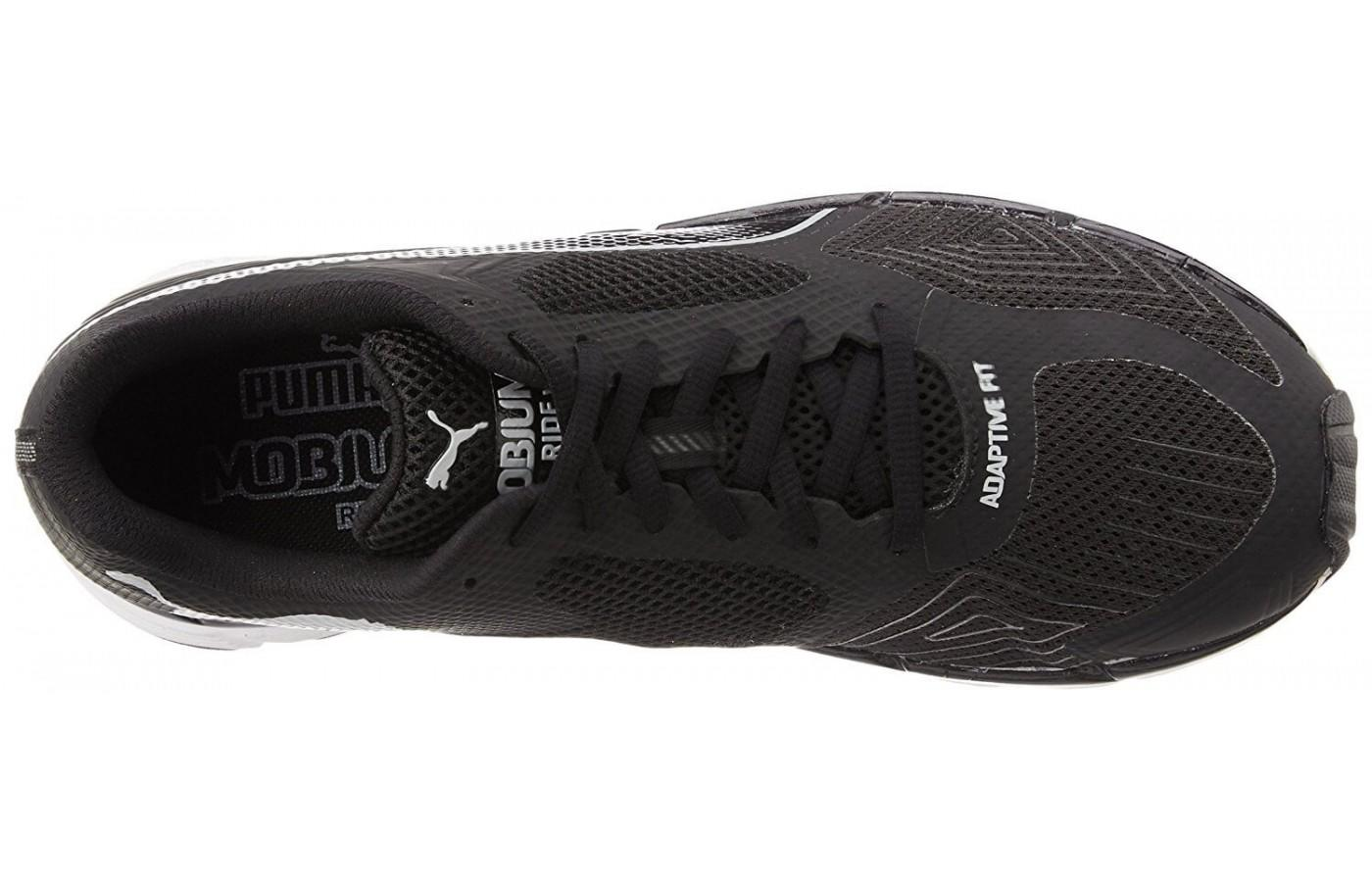 ... the Puma Mobium Ride v2 has a highly breathable dual-layer upper mesh  ... c2a761a69
