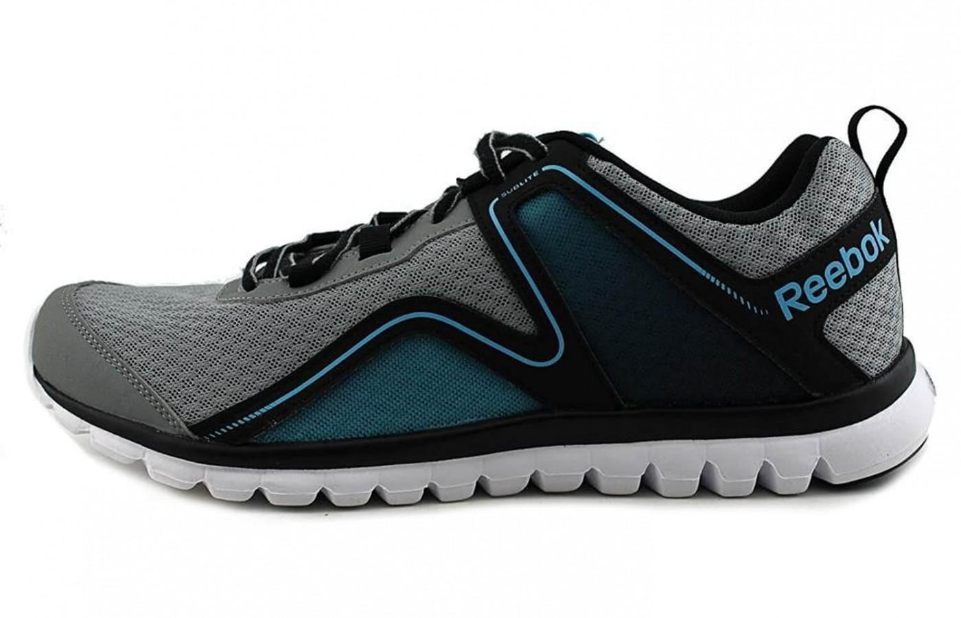 Breathable upper allows the entire foot to remain cool and dry