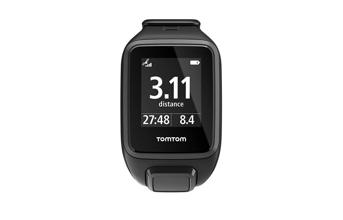 TomTom Spark Music tracks via GPS