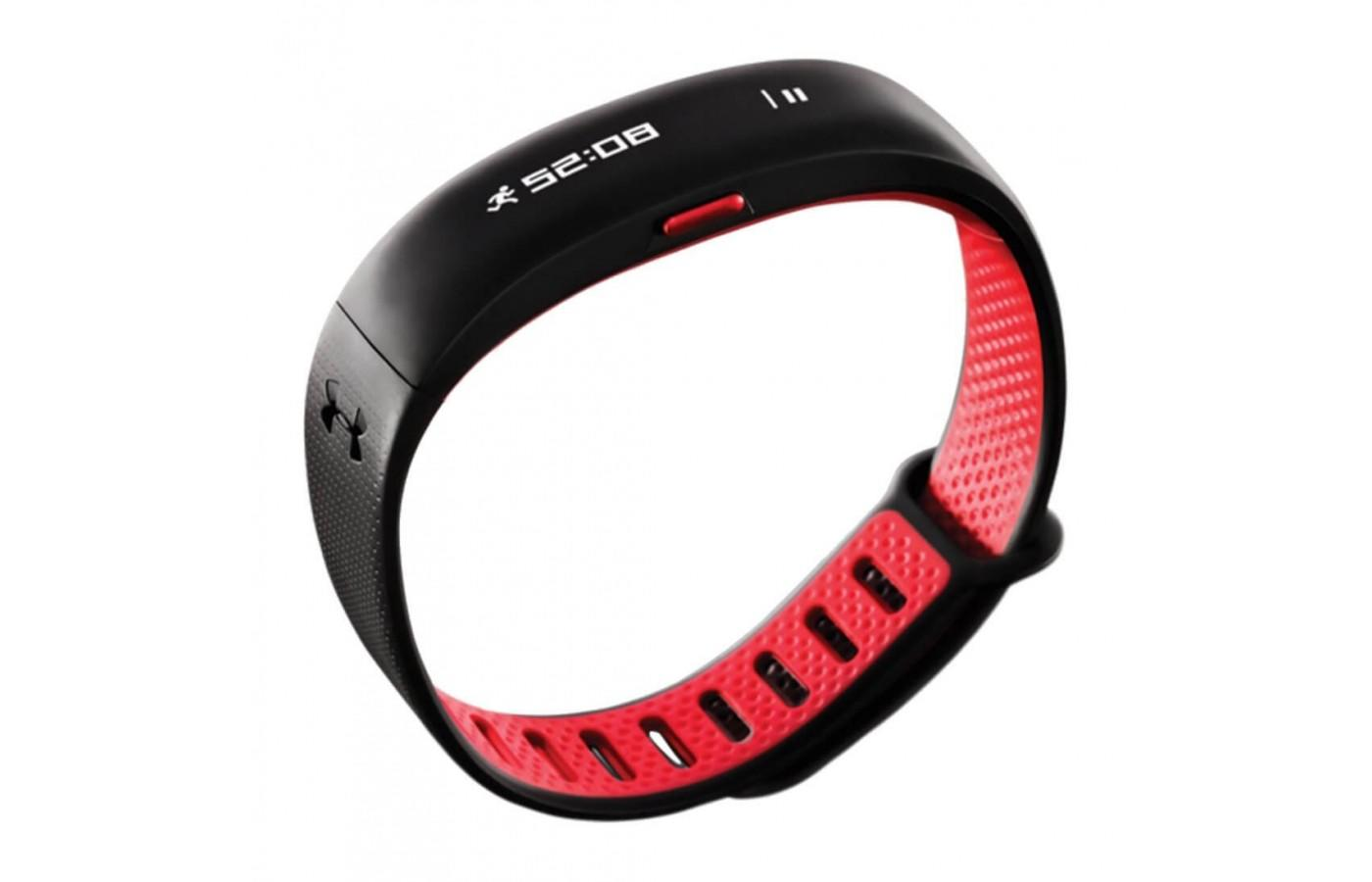 The Under Armour UA Activity Band and Fitness Tracker