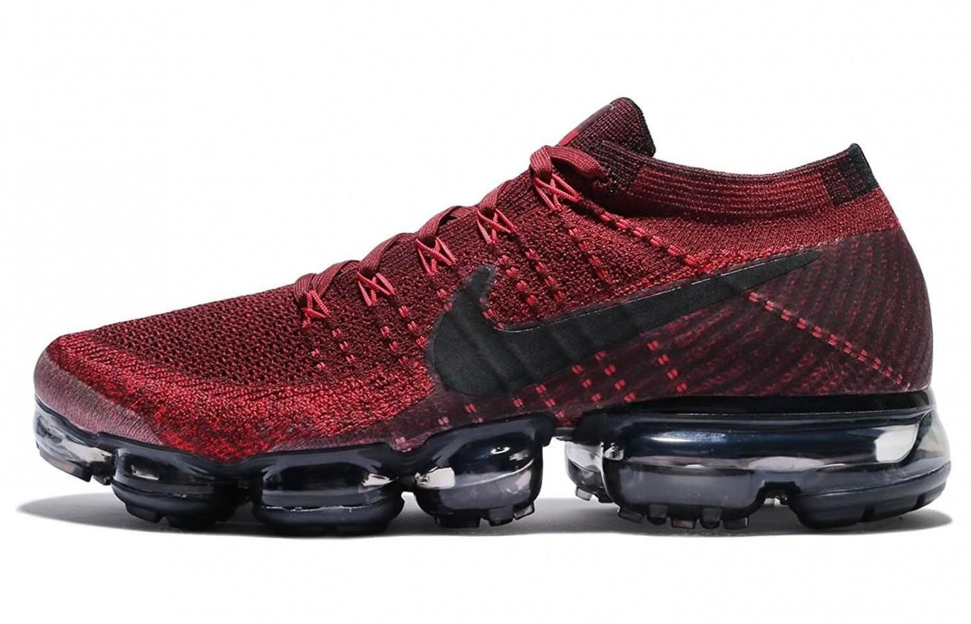 0cbed0a3bb1a Nike Air Vapormax Flyknit. The platinum coloring and unique design help  this shoe stand out. For those who prefer darker tones