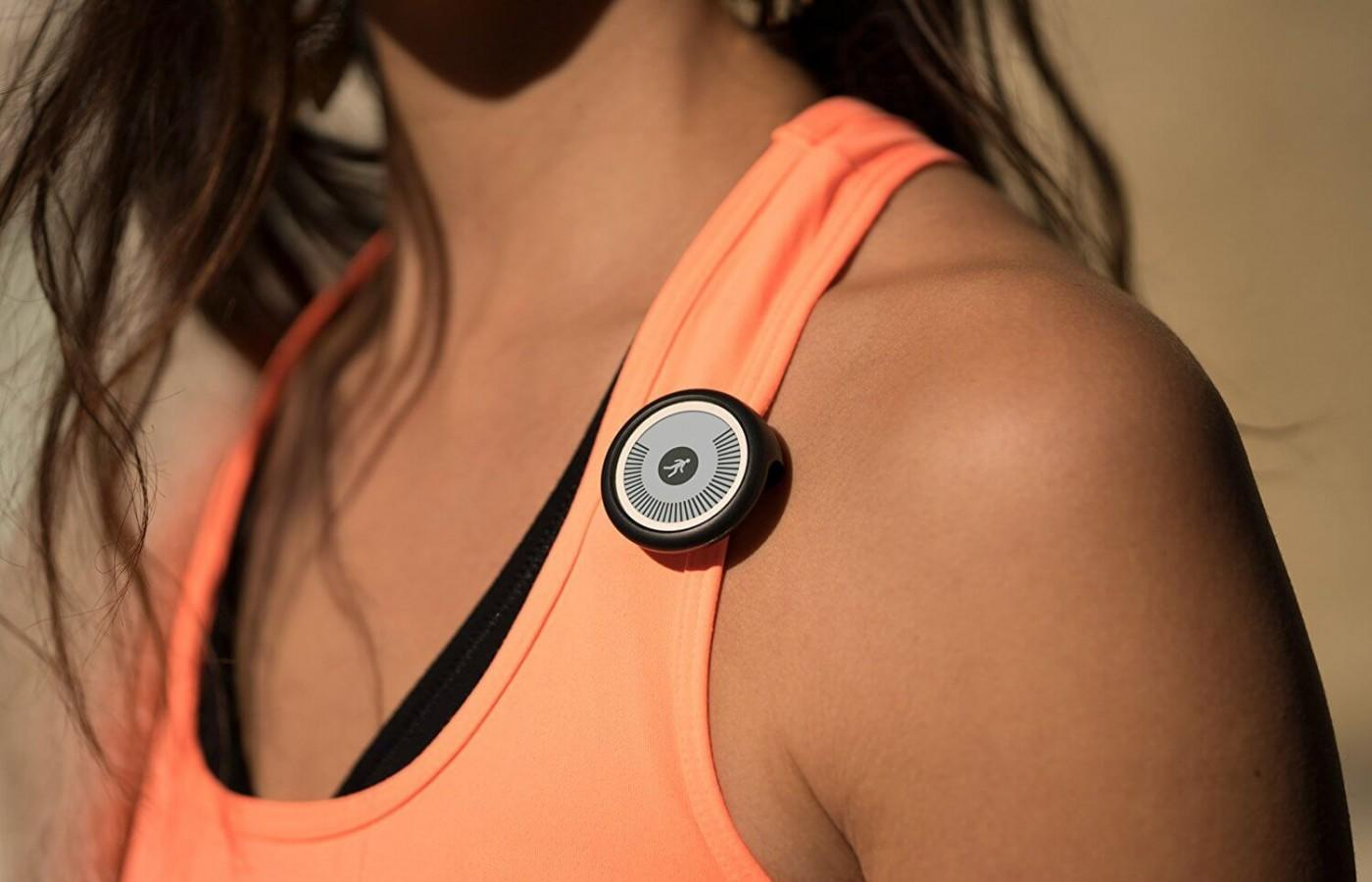 Nokia Go can be worn as a watch or worn clipped onto clothes
