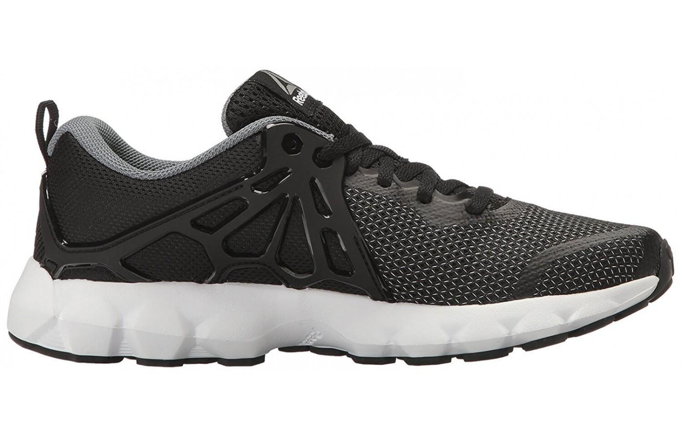 the Reebok Hexaffect Run 5.0 has a standard drop