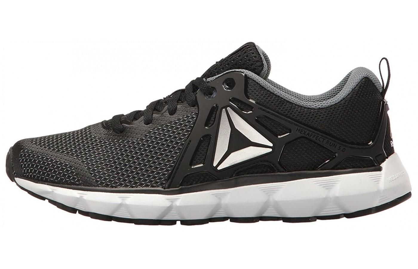 The Reebok Hexaffect Run 5.0 is lightweight