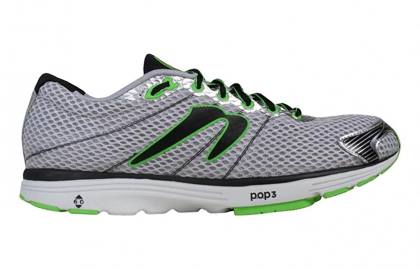 The Newton Aha II offers amazing breathability and comfort.