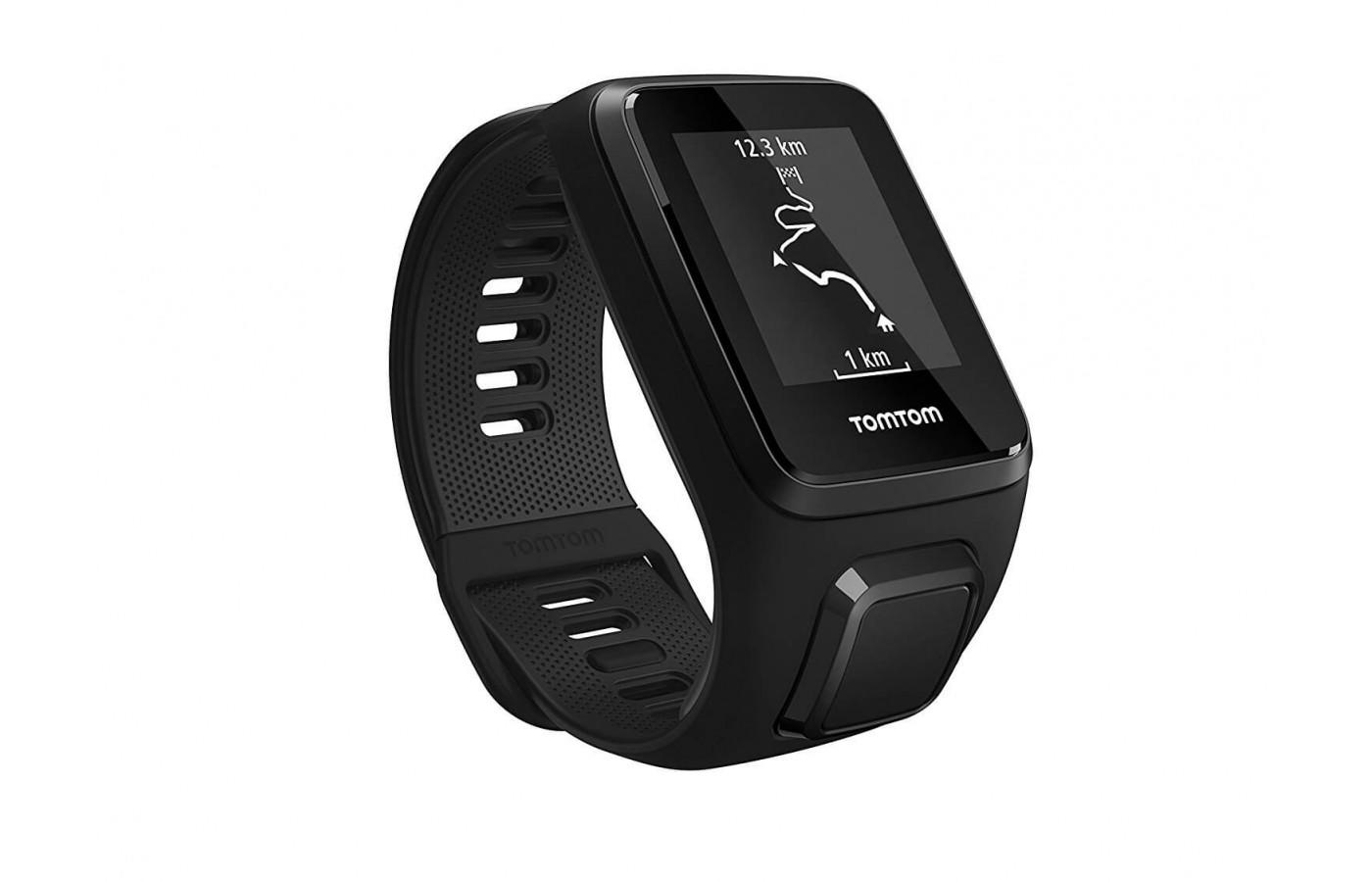 TomTom Spark 3 Cardio can track your runs and is waterproof