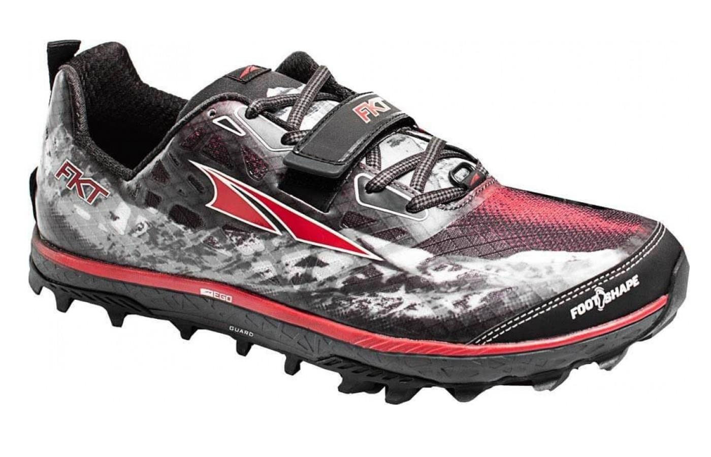 The Altra King MT can tackle the toughest terrain