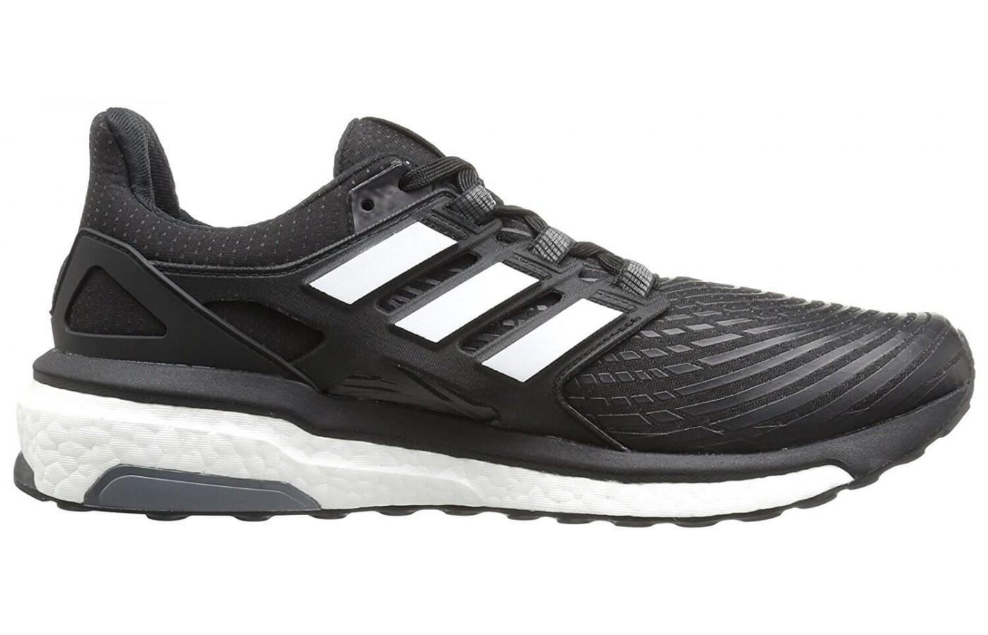 cheap for discount 57b50 58d27 ... the Adidas Energy Boost has soft cushioning in the heel ...