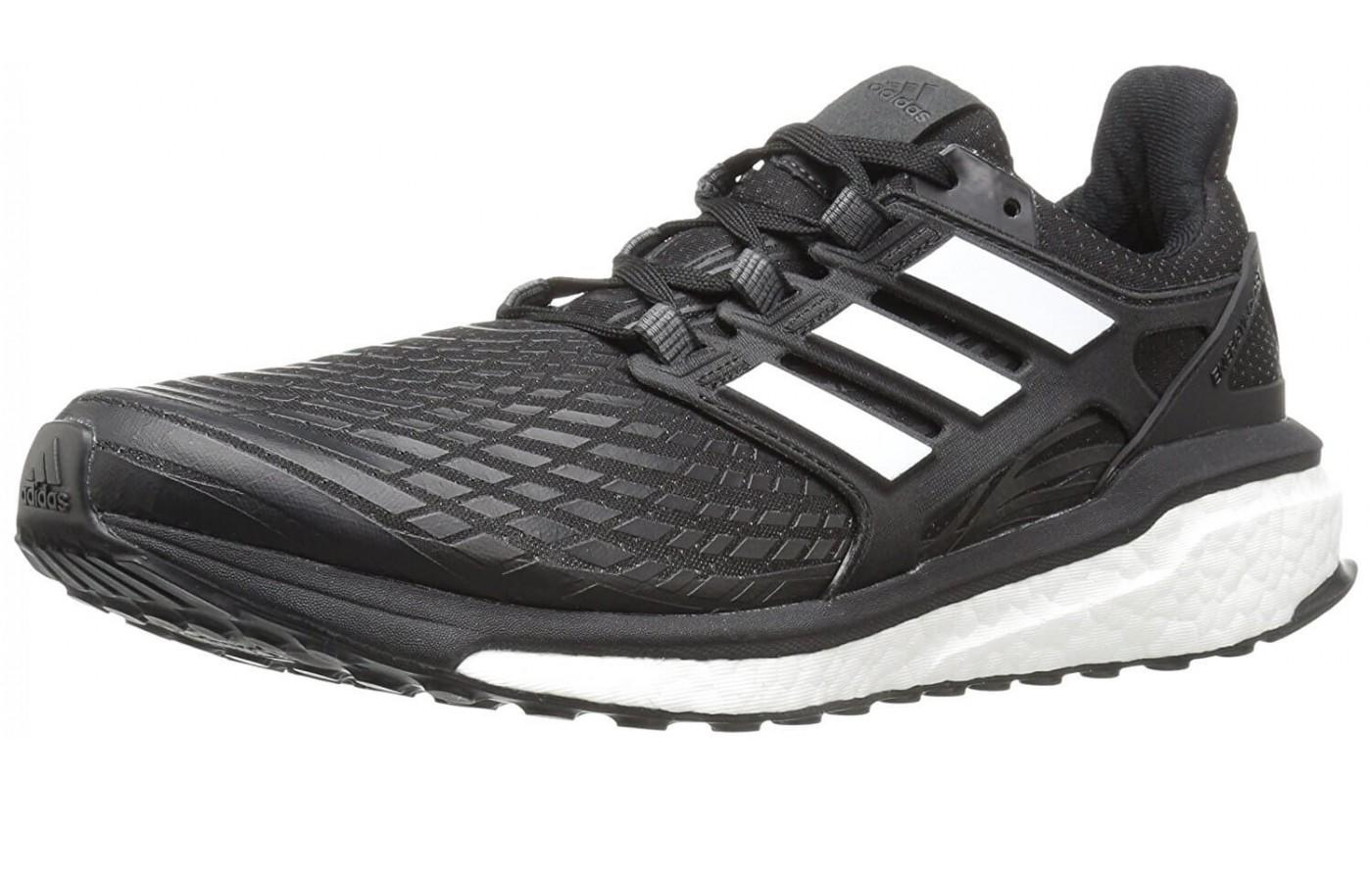 super popular a5b83 d16ab Adidas Energy Boost shown from the frontside ...