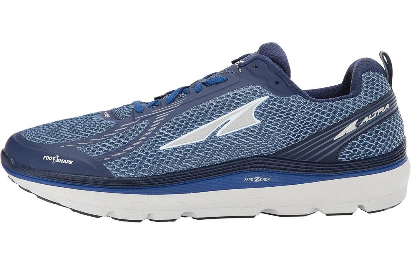The Altra Paradigm 3.0 has ZeroDrop for strength and better balance
