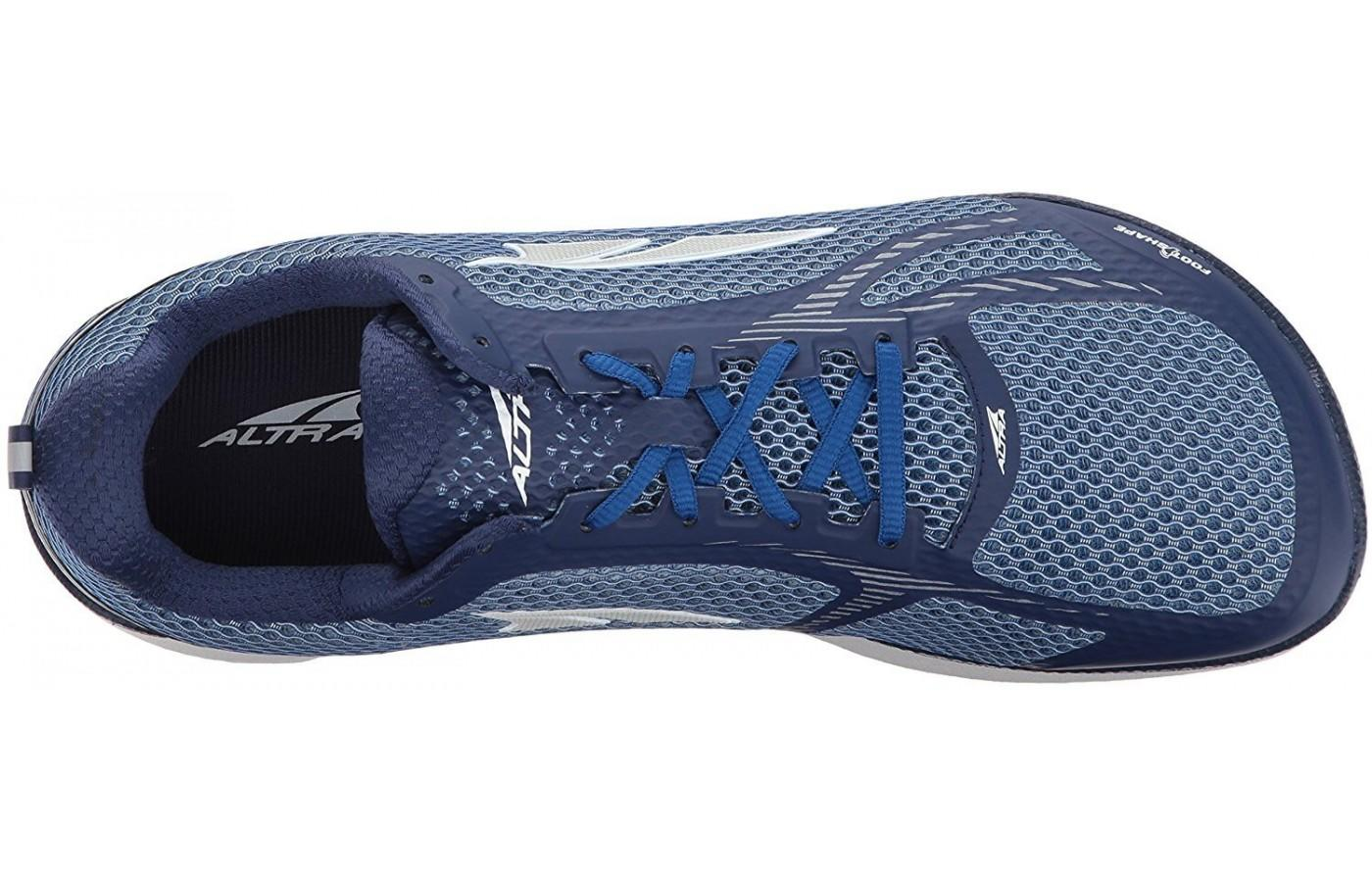 The upper of the Altra Paradigm 3.0 has Quick-Dry Air Mesh
