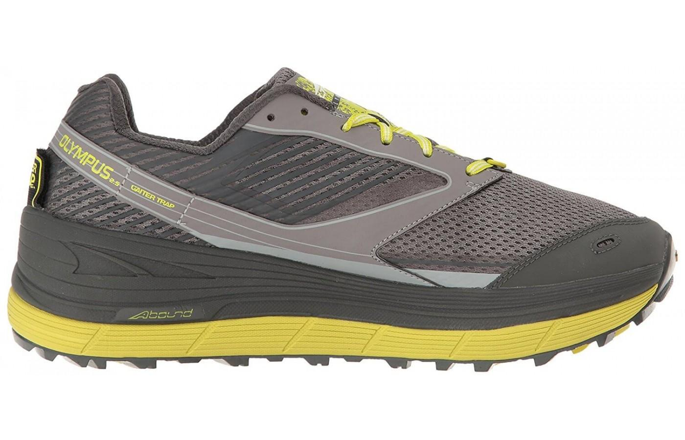 Altra Olympus 2.5 has a 0mm drop