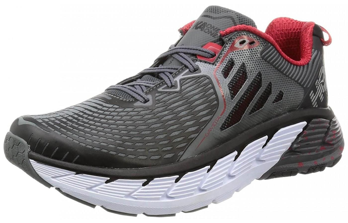 Hoka One One Gaviota Side Angle