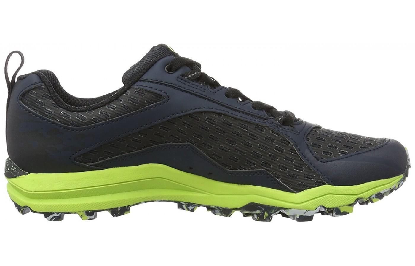 98b30939371 ... Merrell All Out Crush Tough Mudder has impressive lugs ...