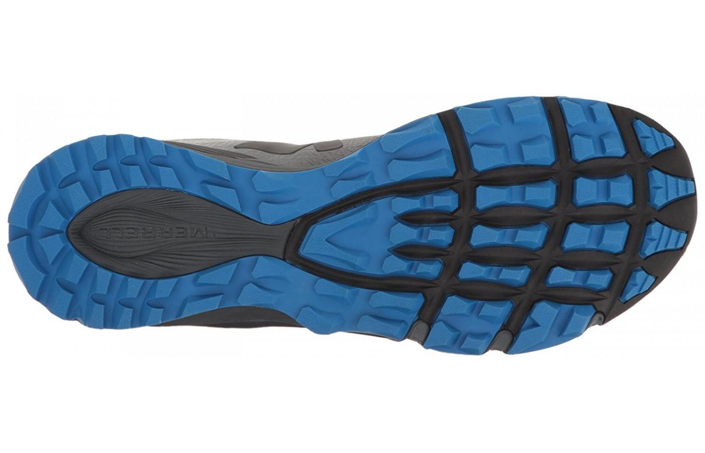 Anatomically Designed Outsole