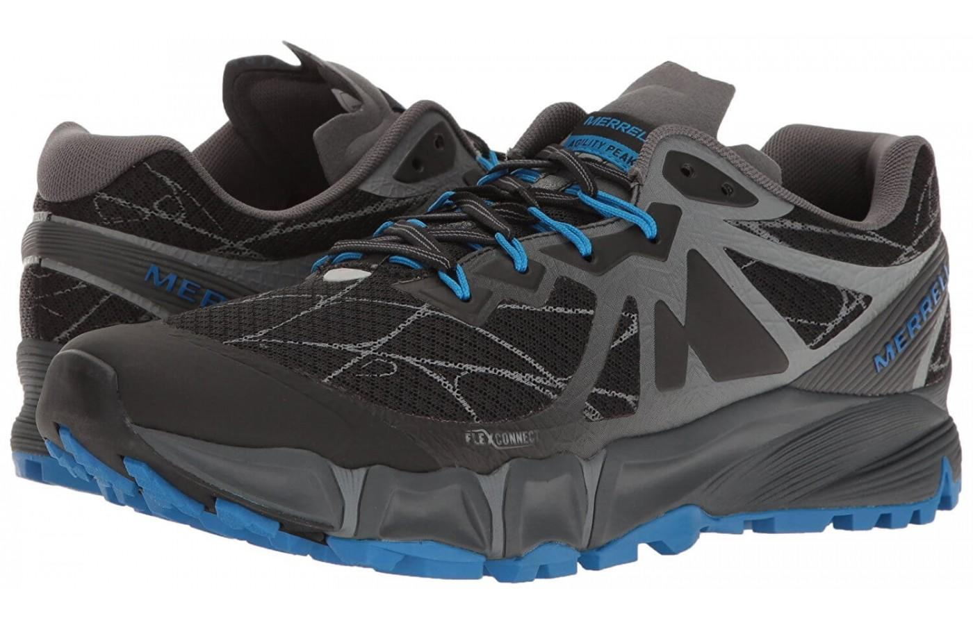 Flexible Trail Running shoes