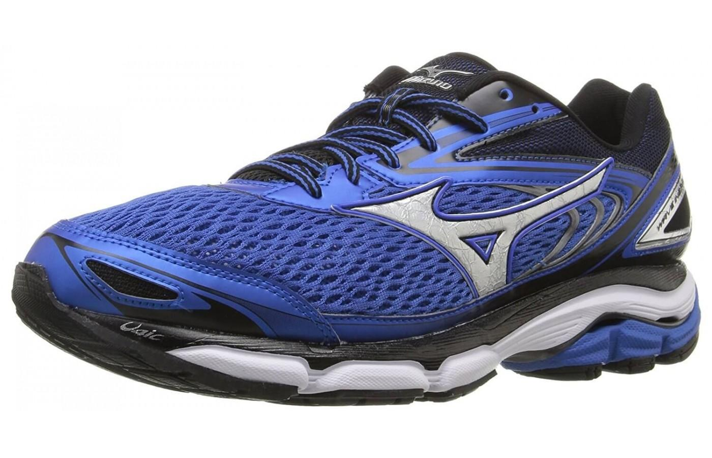 Mizuno Wave Inspire 13 in men's blue