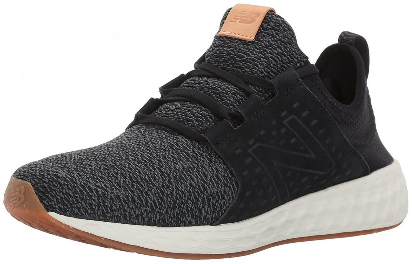 4c7fe29cc8d6 the New Balance Fresh Foam Cruz is a stylish and comfortable trainer ...