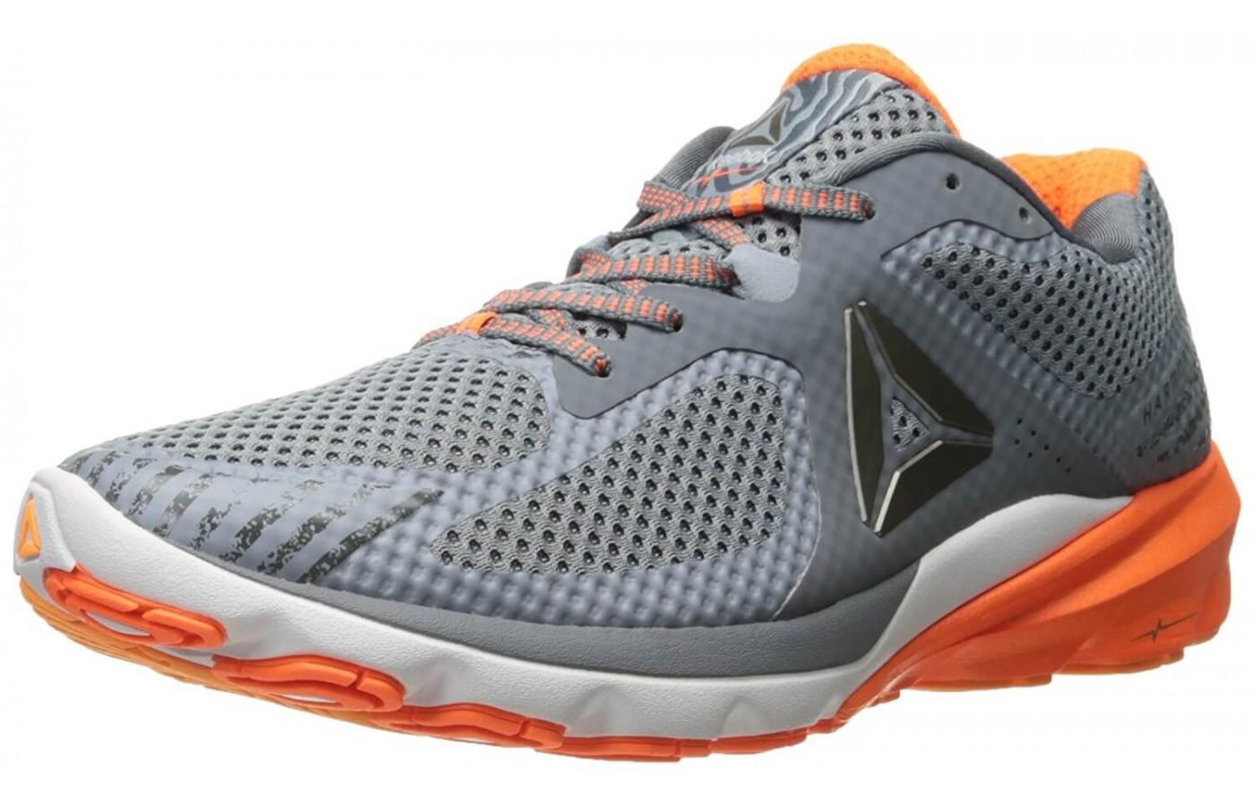006985706 the Reebok Harmony Road is a dynamic high-performance trainer ...