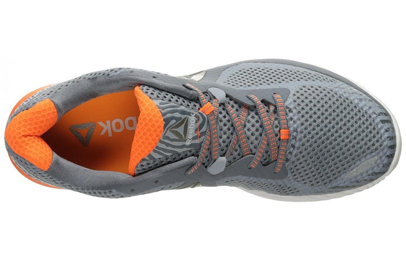 fa036dce64cdd0 ... the upper of the Reebok Harmony Road is highly breathable and  comfortable ...