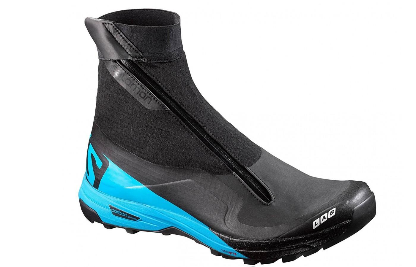the Salomon S-Lab XA Alpine is a durable and tenacious trail gaiter