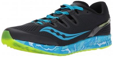 An in depth review of the Saucony Freedom ISO
