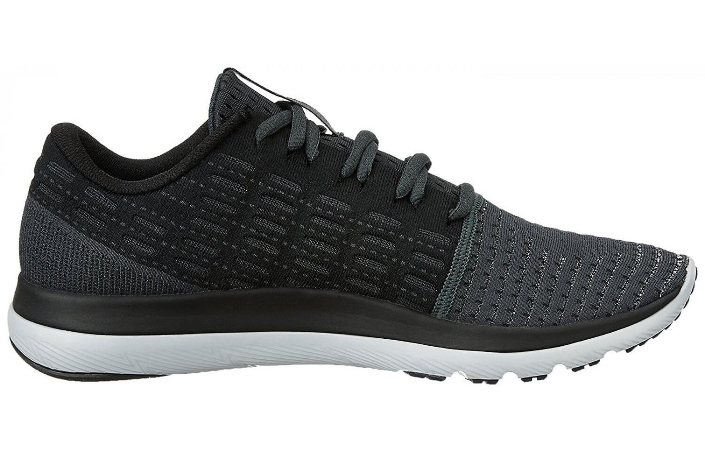 The Under Armour Threadborne Slingflex uses Dyneema fabric for durability and flexibility