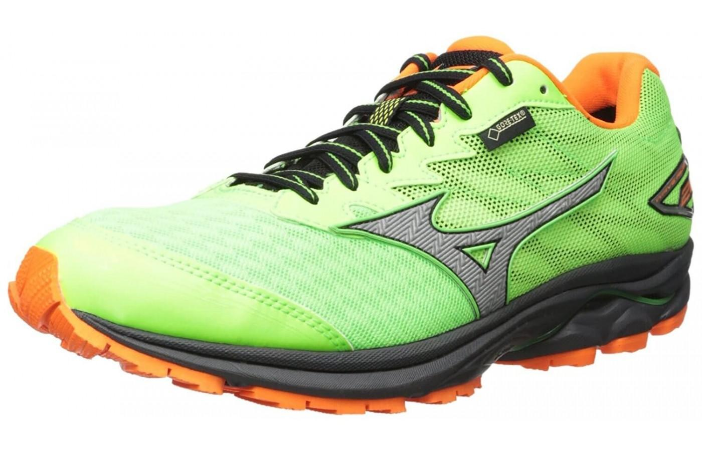 a look at the Mizuno Wave Rider 20 GTX
