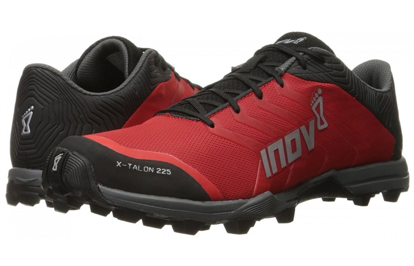 With minimal cushioning, these shoes are aggreassive and lightweight keeping you nimble in the messiest of terrain