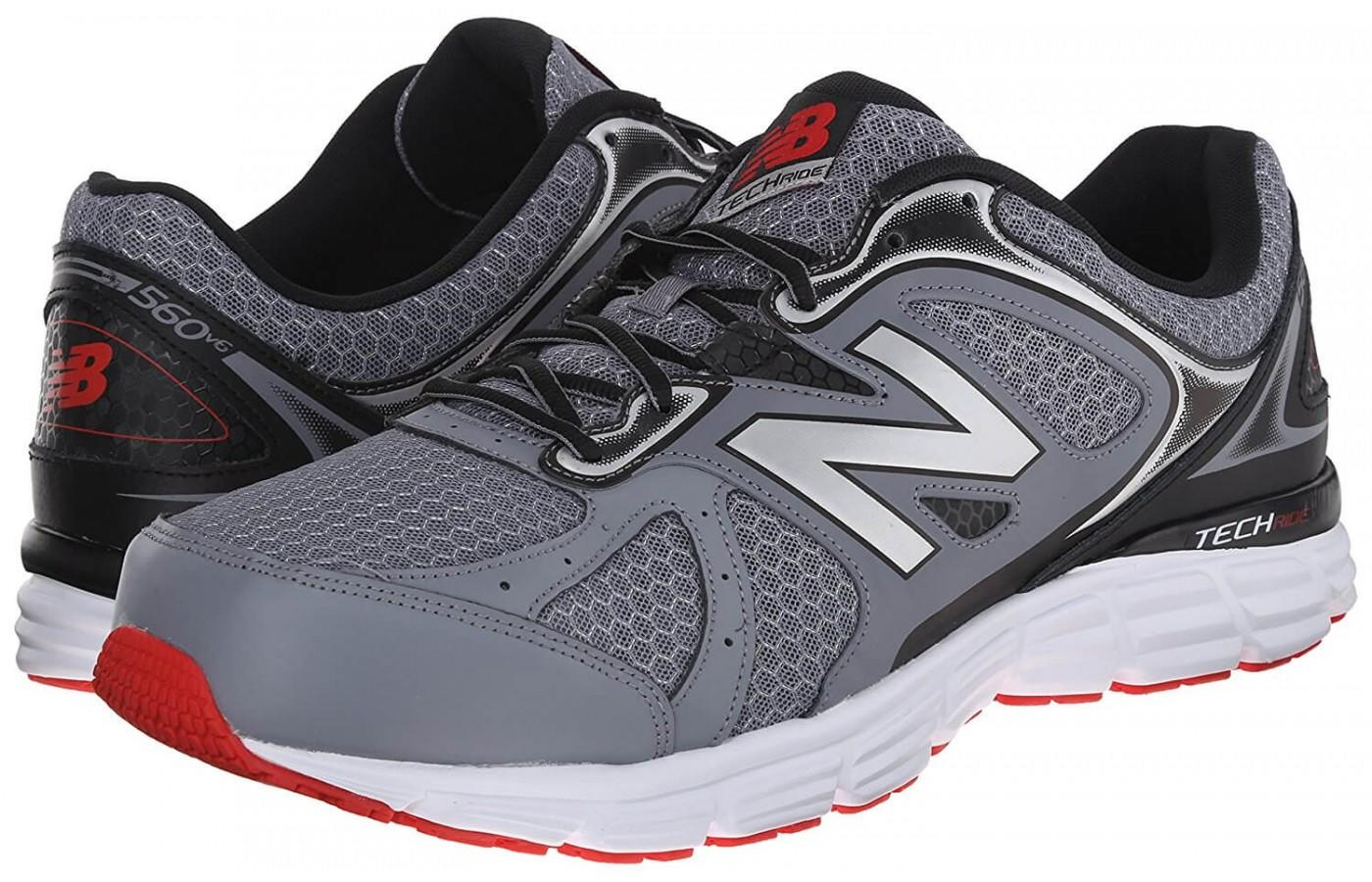 The New Balance 560V6 is an excellent and inexpensive choice of shoes all runners.