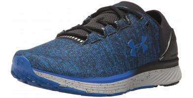 The Under Armour Charged Bandit 3 is a comfortable, affordable shoe that can take from you tempo run to long run.