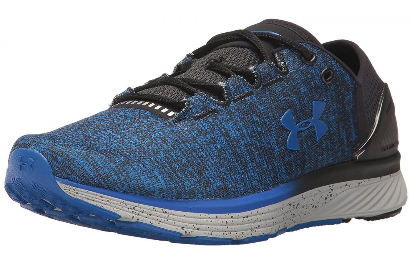 The Under Armour Charged Bandit 3 is a lightweight, comfortable shoe.
