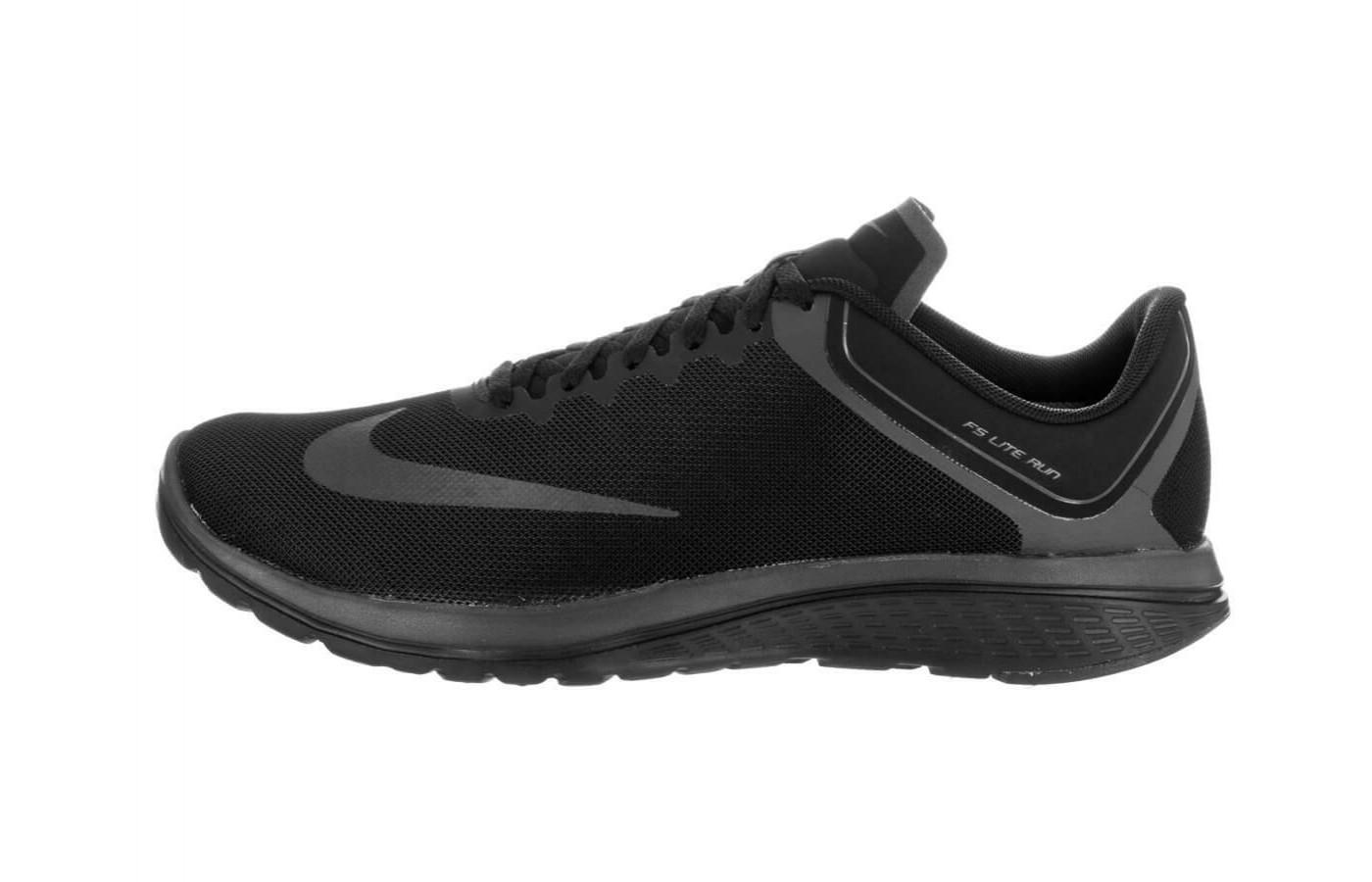 the latest 33973 d8f71 ... The Nike FS Lite Run 4 features a traditional lacing system  The upper  ...