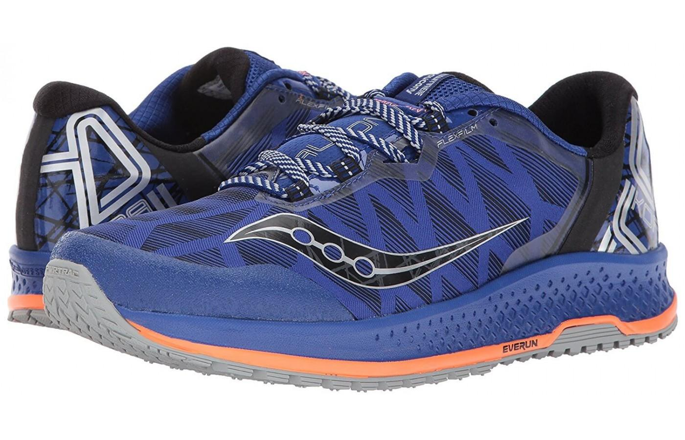 the saucony koa tr is fairly reasonably priced for such a versatile shoe