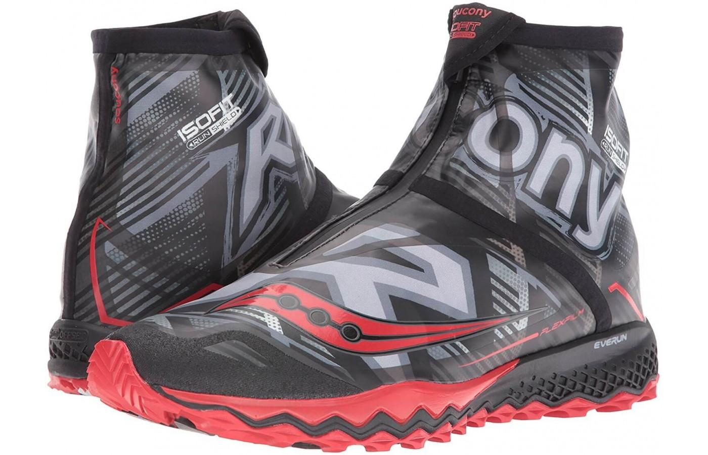 The Razor Ice+ is a specialized running shoe
