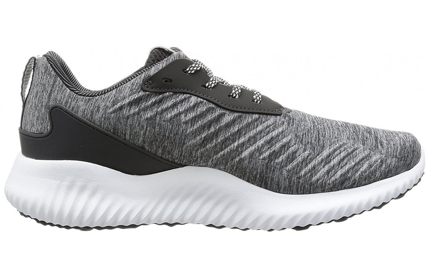 c0720cb2e Adidas Alphabounce RC is a neutral shoe  Adidas Alphabounce RC features  traditional laces  Adidas Alphabounce RC midsole has Bounce cushioning ...