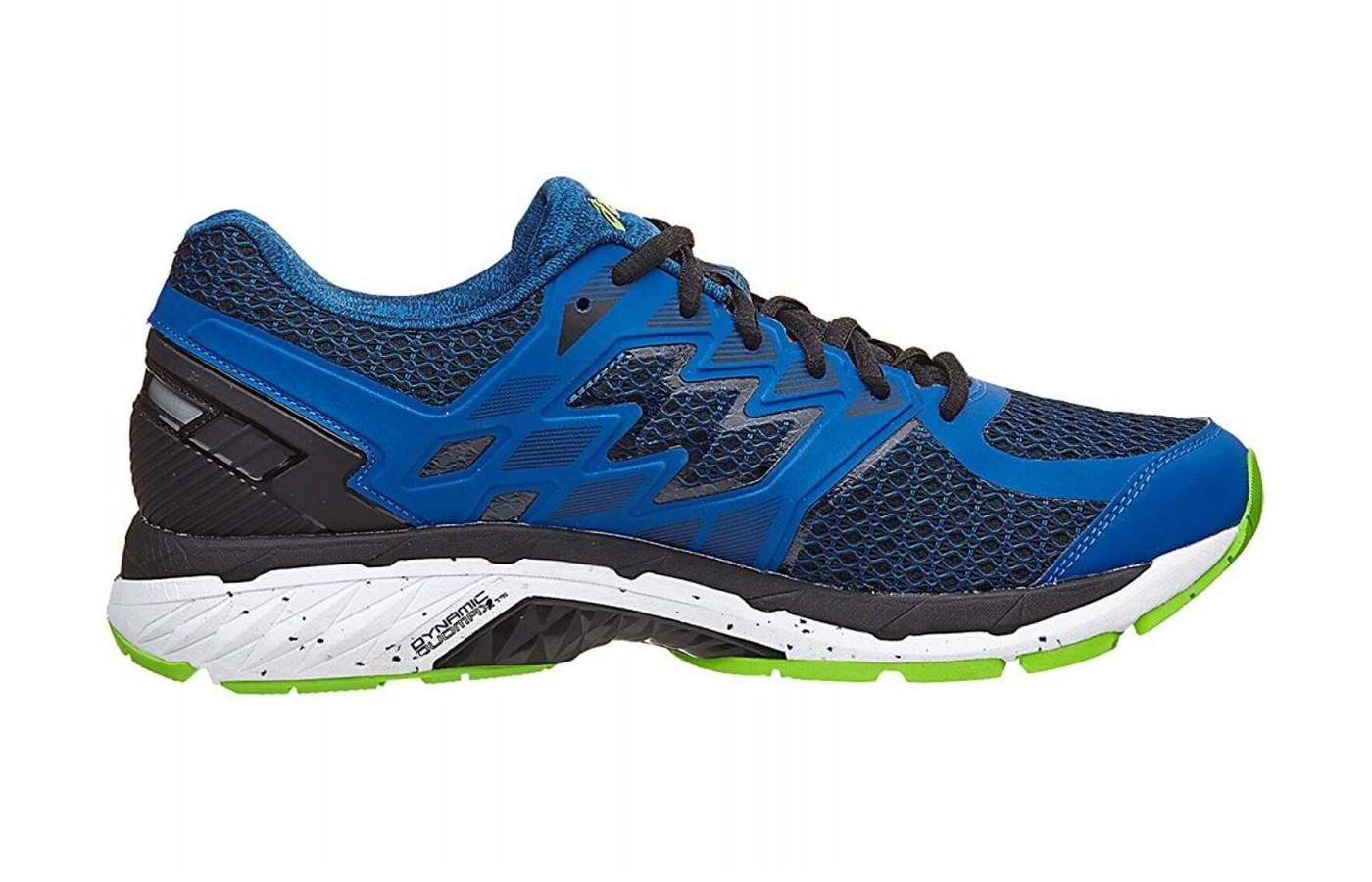 The Asics GT 3000 5 has stability features to help slow over-pronation